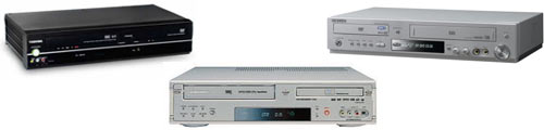 DVD & VCR Combos
