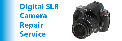 Digital SLR Camera Repair Service